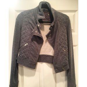 Jackets & Blazers - Gray Blazer Jacket